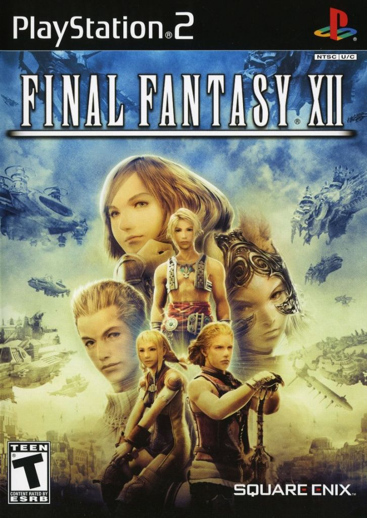 Box art for FF XII