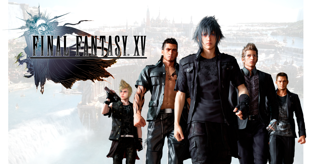 FF XV artwork