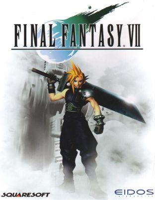 Final Fantasy 7 Seven art
