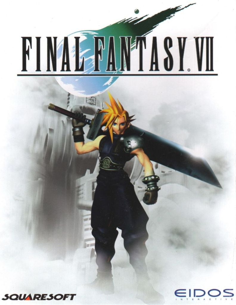 Final Fantasy 7 Seven art